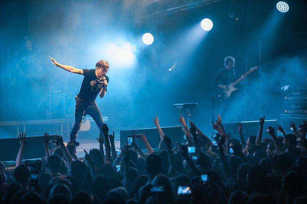 В рамках Гран При России в Сочи выступит рок-группа Би-2