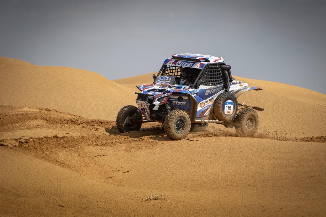 Дневник чемпиона: Не сломать привод и не увязнуть в мокром песке