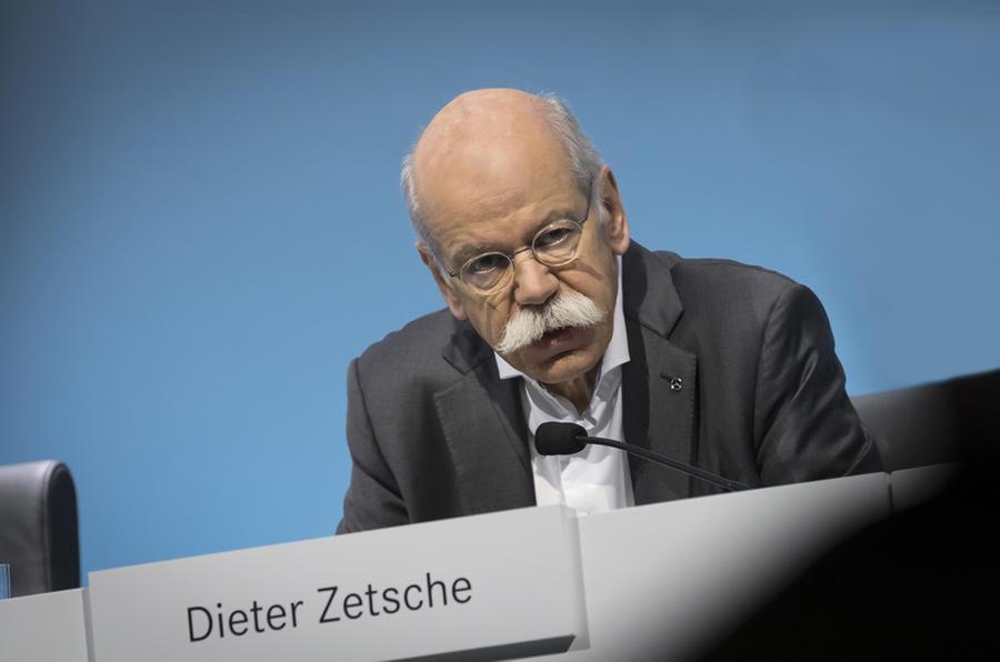 Дитер Цетше: Не знаю, что будет с политикой Ф1 без Маркионе