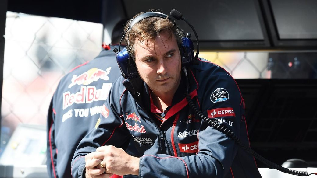 Джеймс Ки готовится перейти в McLaren?