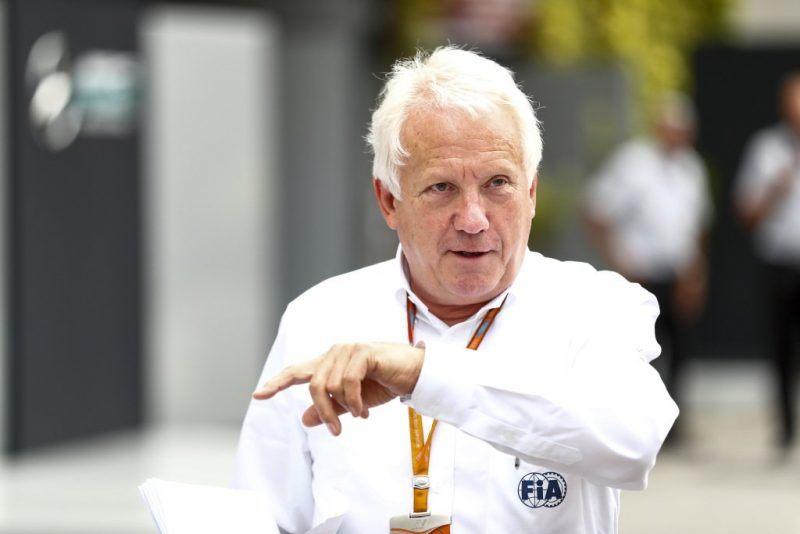Чарли Уайтинг: Легальность технический решений Ferrari? Мы всем довольны
