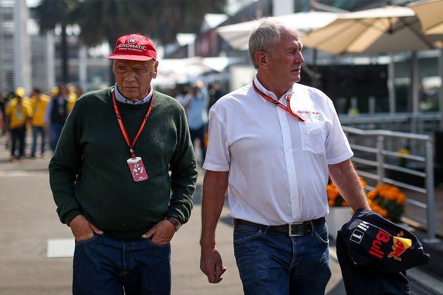 Хельмут Марко: Mercedes пора прекратить жаловаться на Ferrari в FIA
