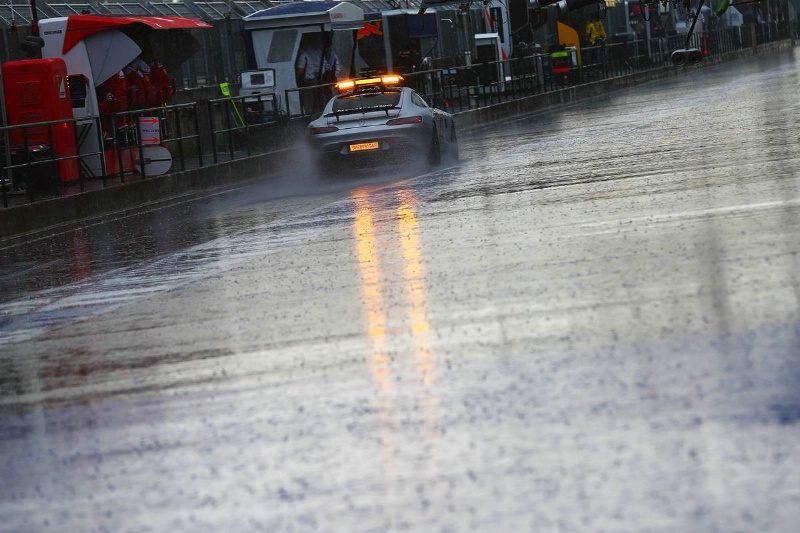 В воскресенье на Гран При Венгрии ожидается ливень