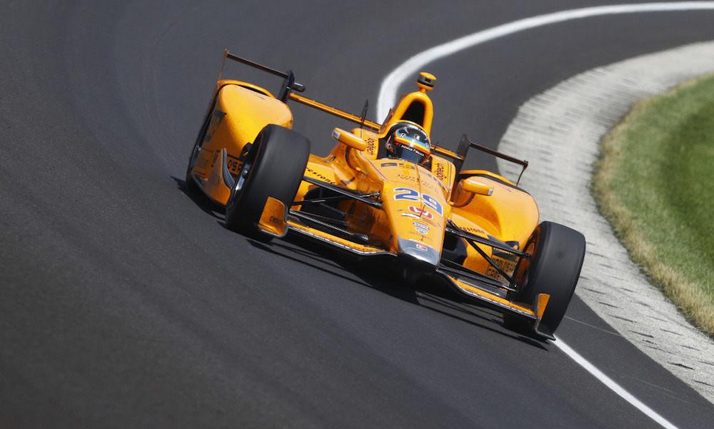 Зак Браун: Осенью Алонсо может выступить на тестах в IndyCar