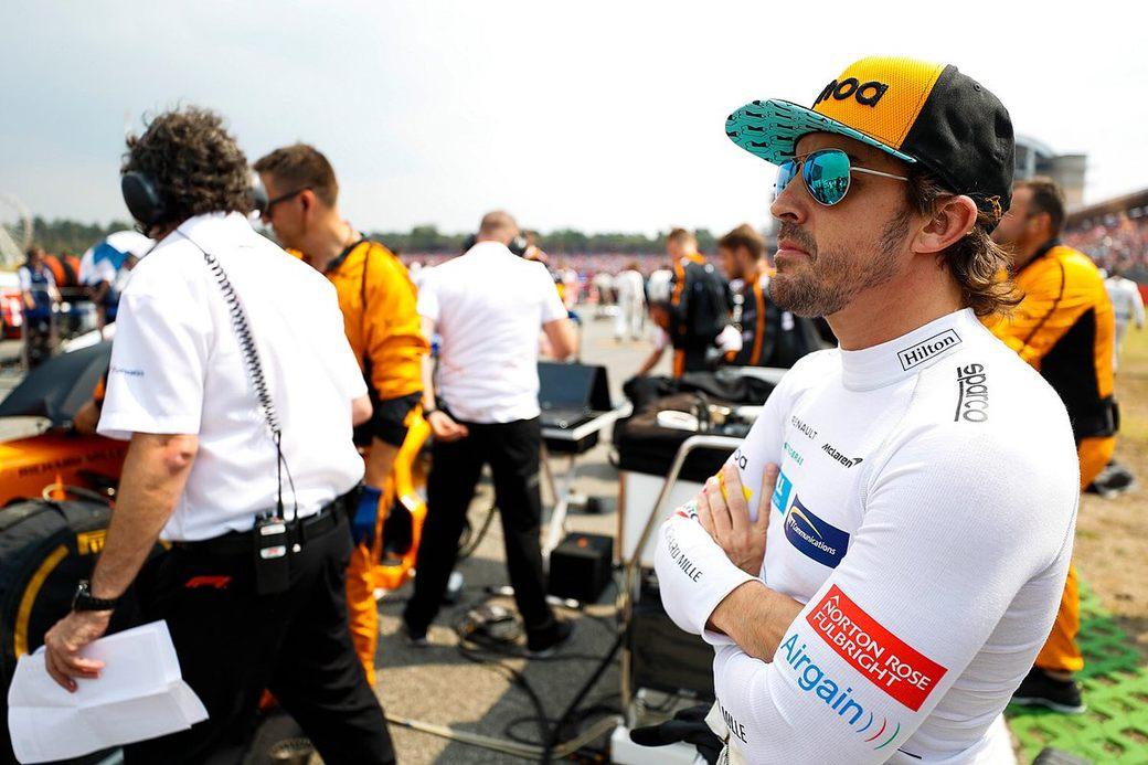 Фернандо Алонсо: Посмотрим, как скоро Джеймс Ки присоединится к McLaren