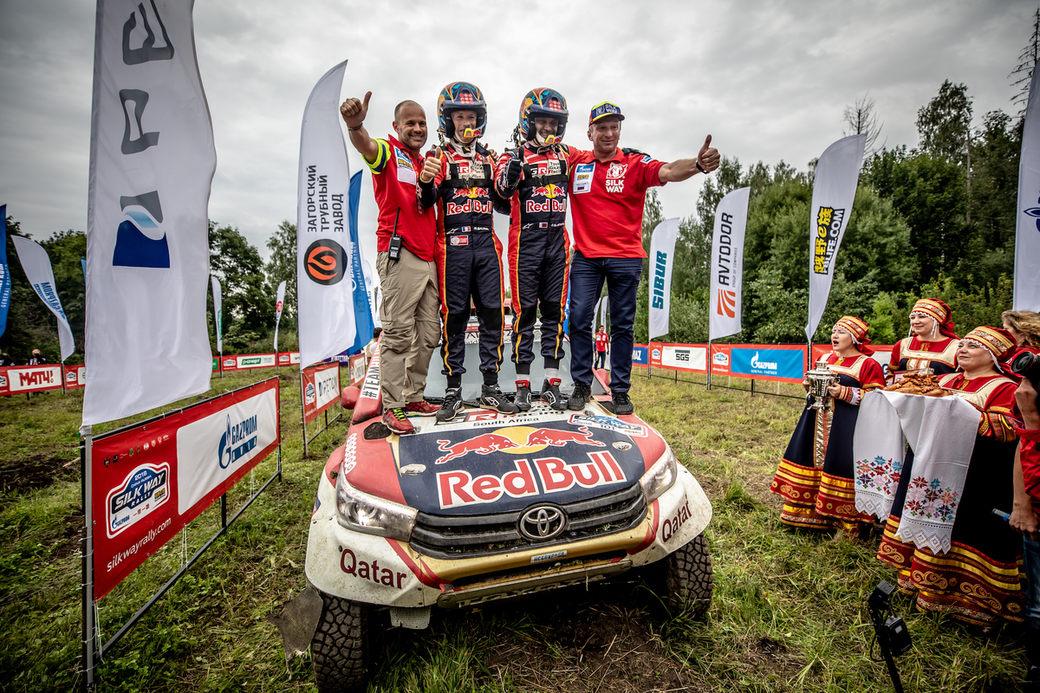 «Шелковый Путь-2018»: Язид Аль-Раджи и Андрей Каргинов одержали свои первые победы