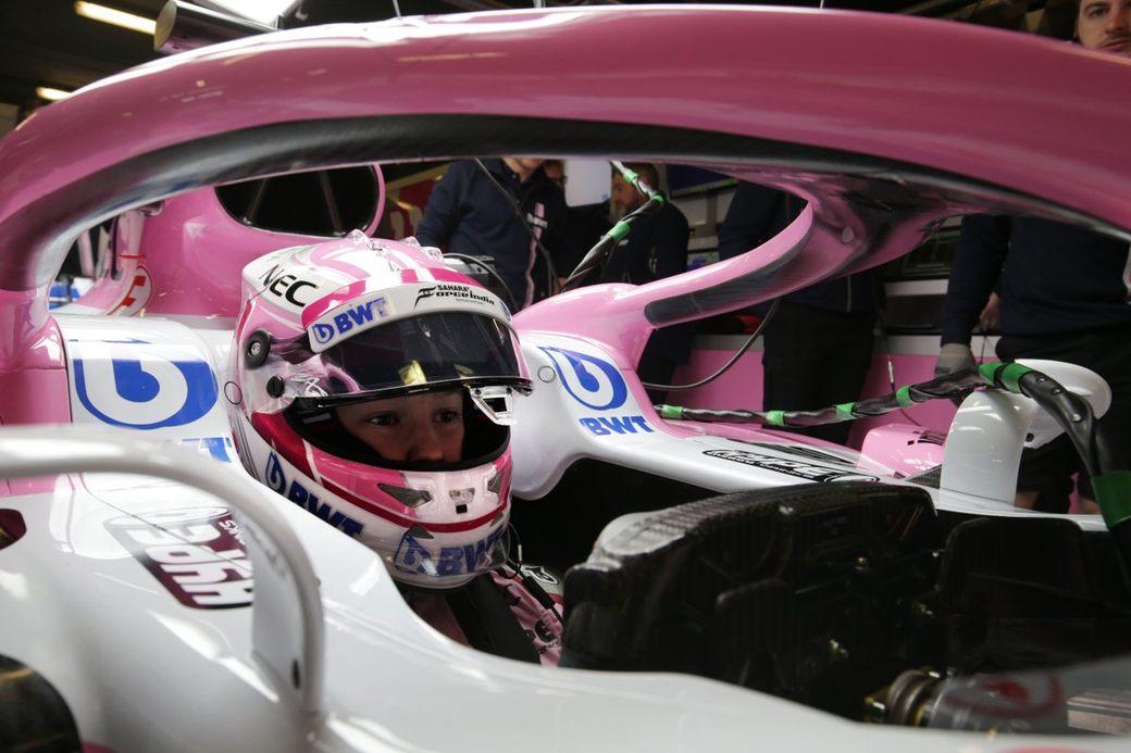 В списке возможных покупателей Force India появился отец Никиты Мазепина
