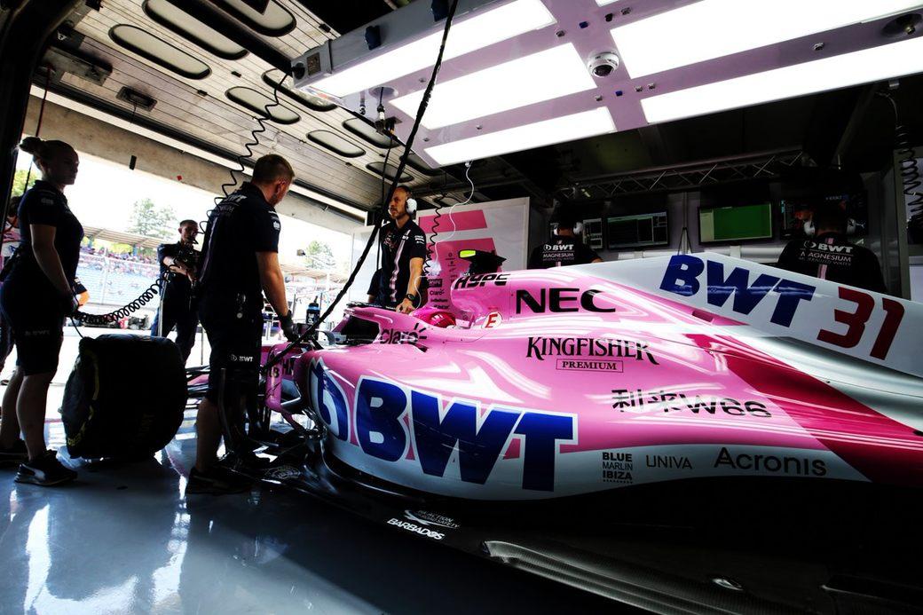 Force India и FRP Advisory подтвердили введение внешнего управления в команде