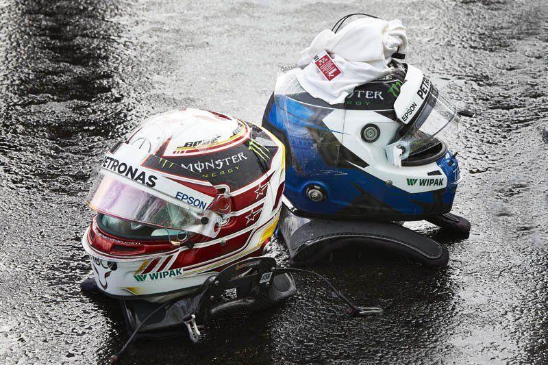 Стартовая решетка Гран При Венгрии