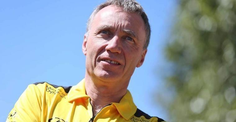 Боб Белл покинул пост технического директора Renault и стал советником