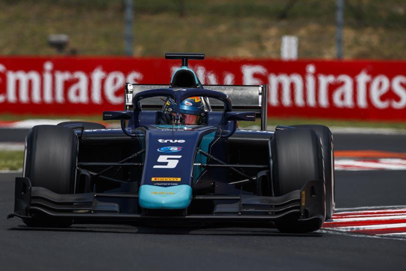 Александер Элбон одержал третью победу в сезоне. Маркелов – 13-й