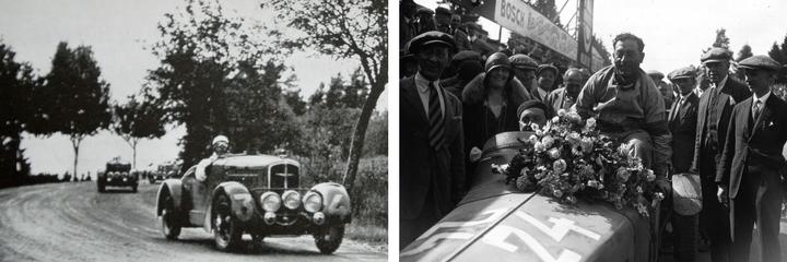 """История марафона """"24 часа Спа"""". Часть первая: 1924-1953 года"""