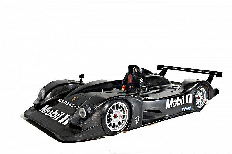 Porsche показала сверхсекретный спортпрототип LMP2000 для «24 часов Ле-Мана»
