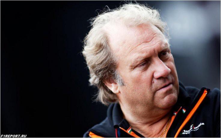 Фернли: Малья не будет мешать поиску покупателя Force India