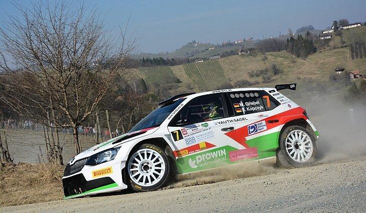 Чемпион ERC Junior 2017 года Мариан Грибель примет участие в немецком этапе WRC