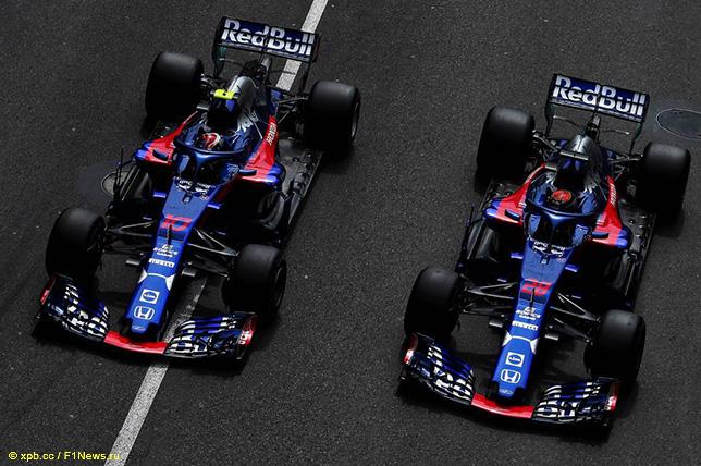 Гонщики Toro Rosso о летнем перерыве и предстоящей гонке