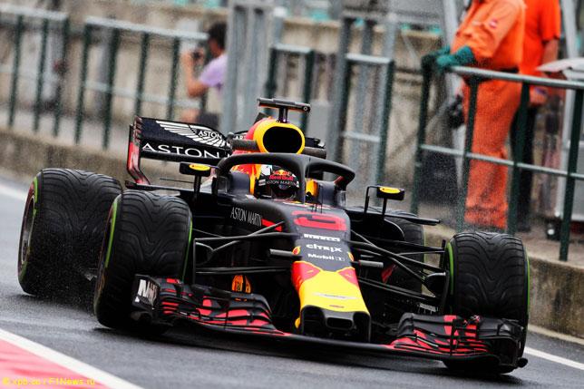 В Red Bull Racing работали на перспективу