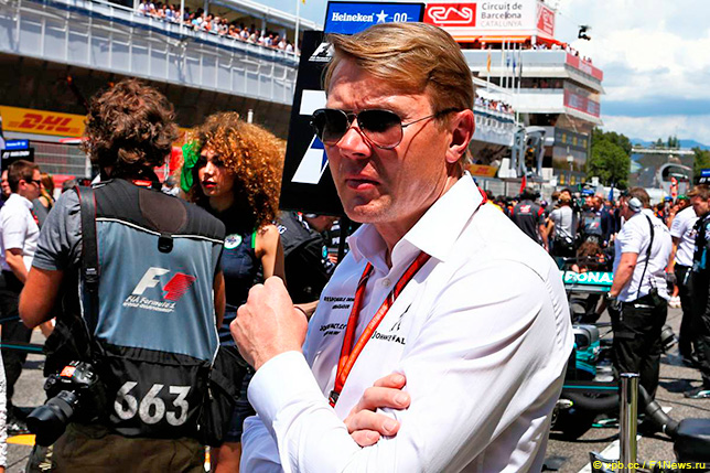 Мика Хаккинен: Формула 1 – командный спорт