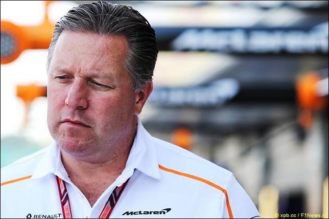 В McLaren были близки к контракту с Риккардо