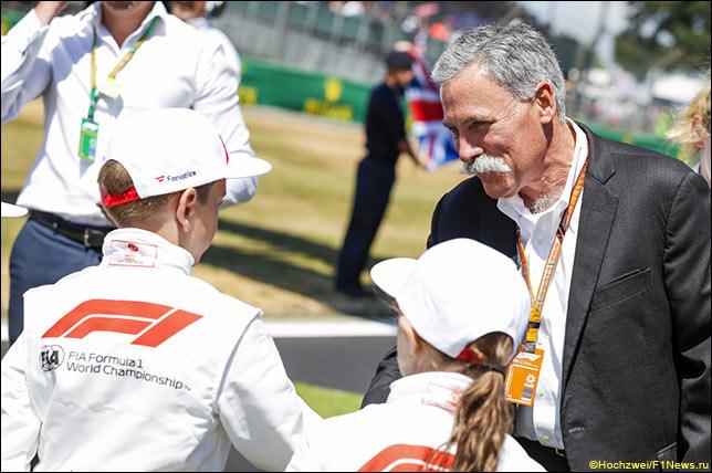 Чейз Кэри хотел бы видеть Мика Шумахера в Формуле 1