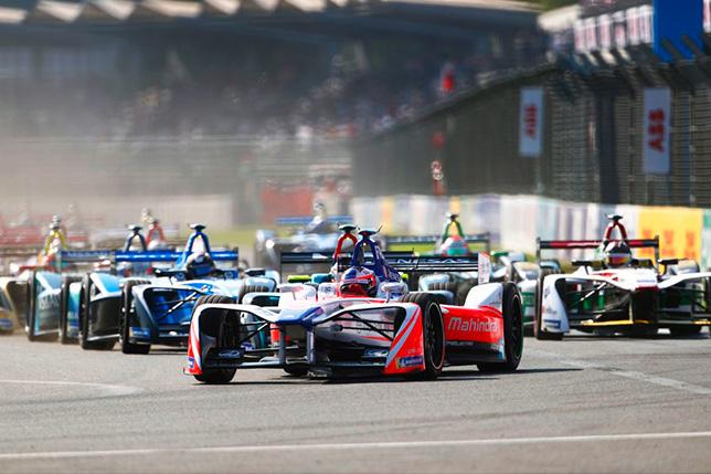 Росс Браун: В Формуле E скучные гонки