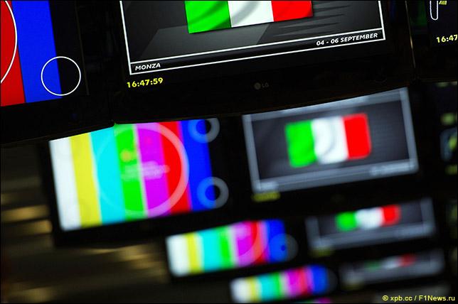Работу сервиса F1 TV наладят к следующему году