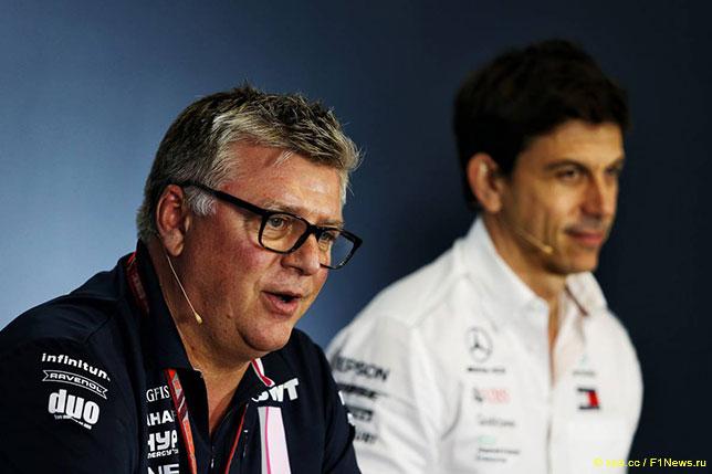 Сафнауэра прочат в новые руководители Force India
