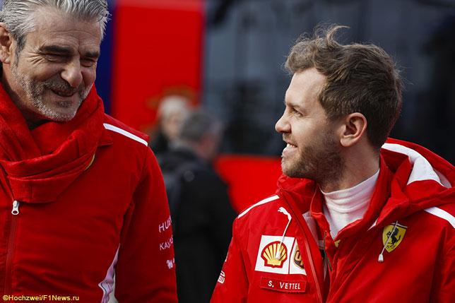 Лео Турини о ситуации в Ferrari