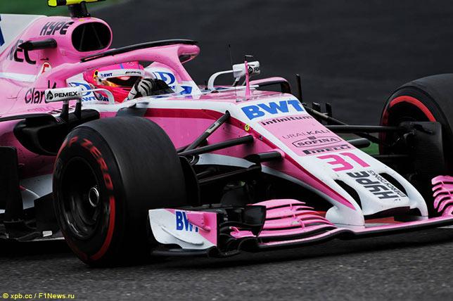 В Racing Point Force India рассчитывают закрепить успех