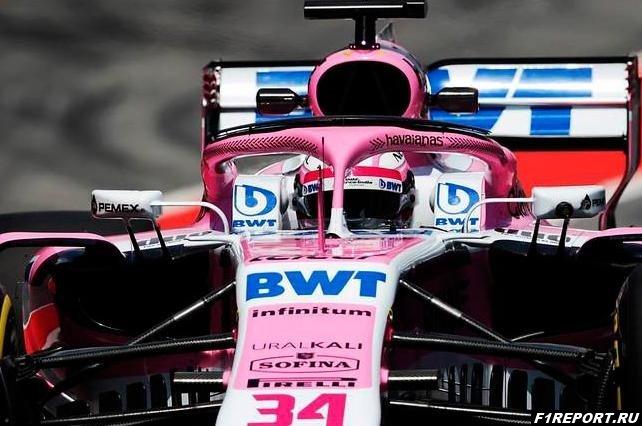 Force India: Мезапин быстро адаптировался