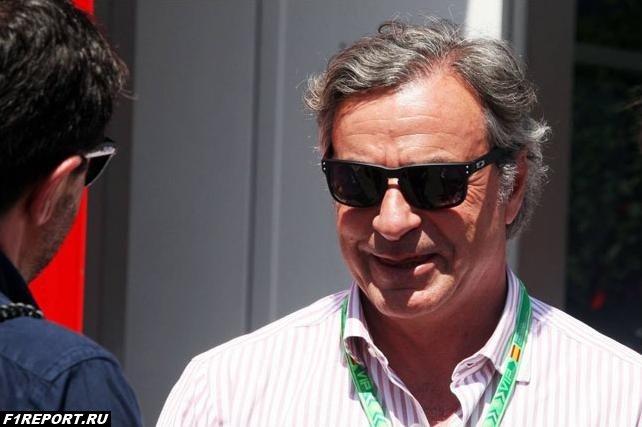 Сайнс-старший надеется, что однажды его сын выиграет титул в Формуле 1