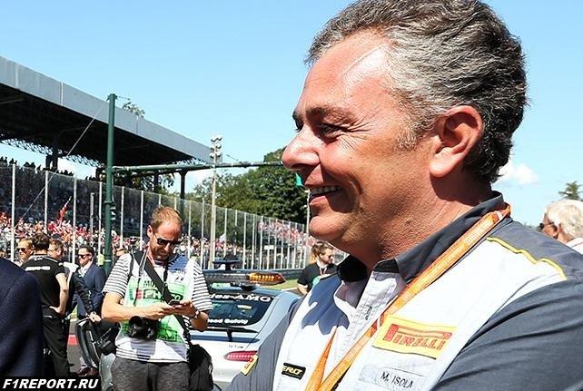 В Pirelli хотят, чтобы в будущем команды Формулы 1 использовали Smart tyres