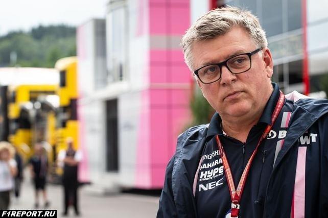 Отмар Сафнауэр станет новым руководителем Force India?