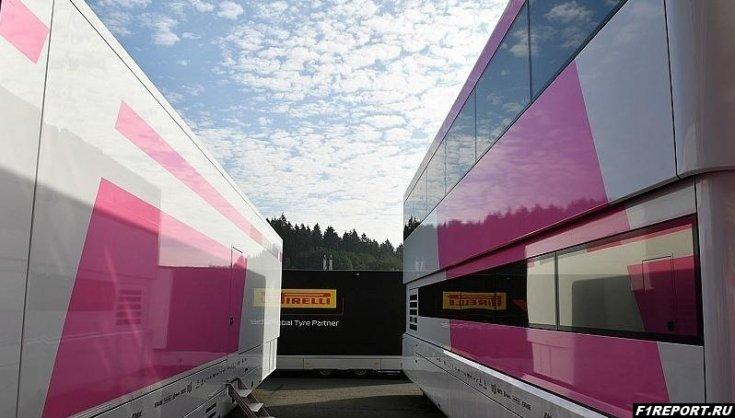 В Бельгии Force India будет выступать под новым названием