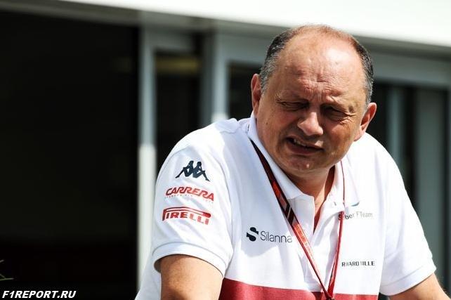 В Sauber опровергли информацию о том, что Вандорн претендует на место в их команде