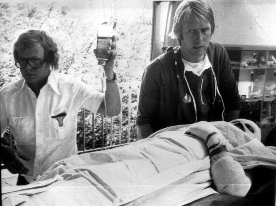 Авария Ники Лауды на Нюрбургринге: хроника борьбы за жизнь