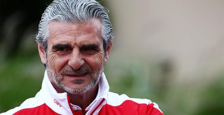 Маурицио Арривабене: Команде Ferrari нужно сохранять спокойствие