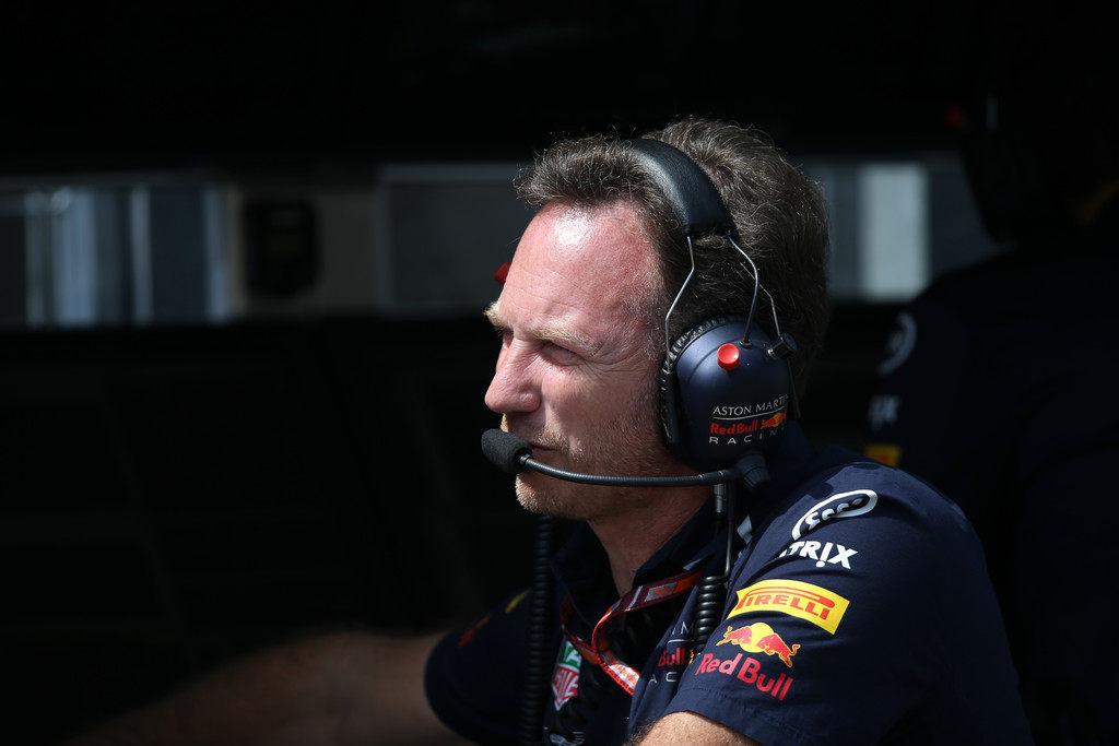 Кристиан Хорнер: Следующий год будет переходным для Red Bull