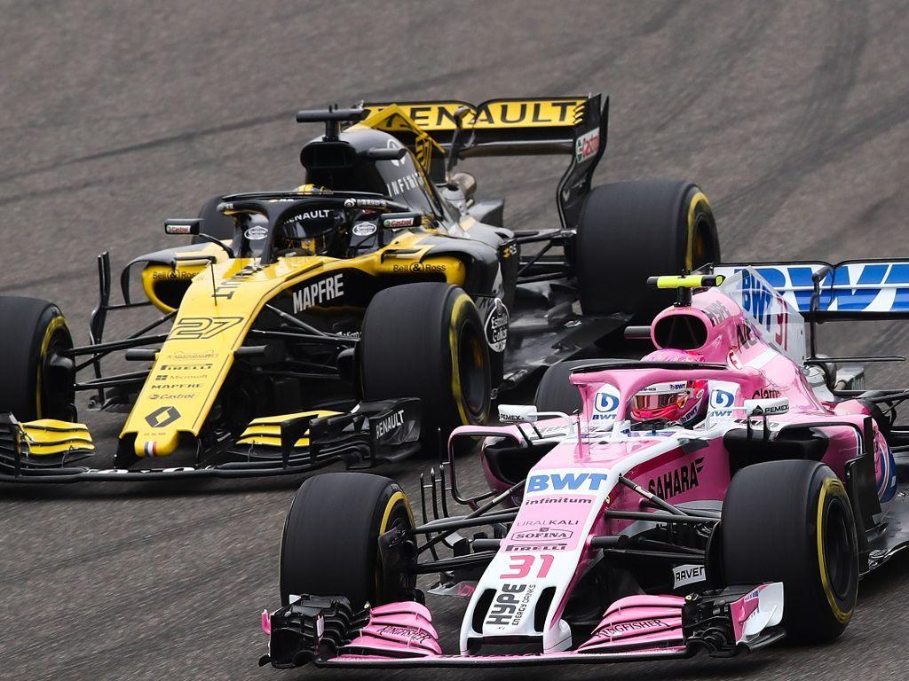 Renault против расширения технического партнерства Force India с Mercedes