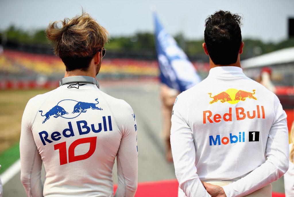 Пьер Гасли – фаворит на замену Даниэля Риккардо в Red Bull