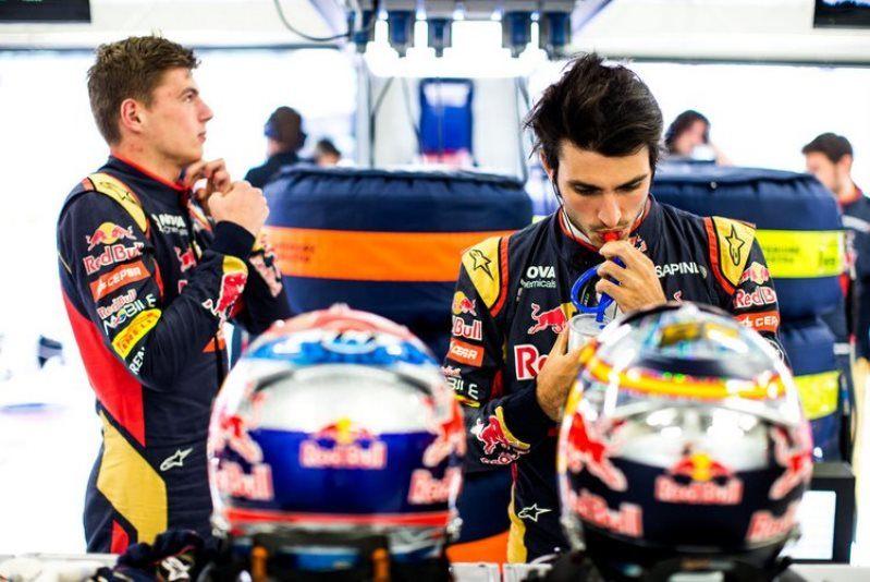 Макс Ферстаппен против партнерства с Карлосом Сайнсом в Red Bull