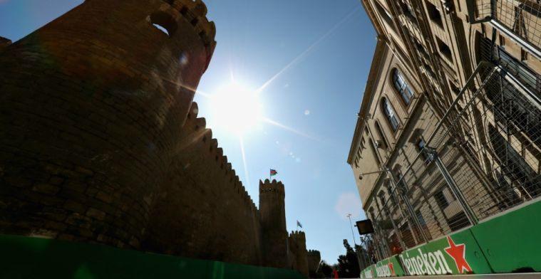 Гран При Азербайджана выиграл в голосовании на лучшую гонку