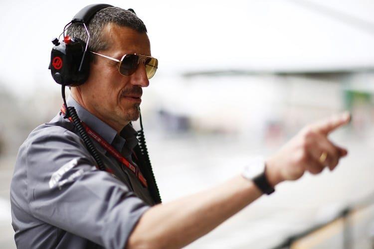 Гюнтер Штайнер упрекнул стюардов в предвзятости к гонщикам