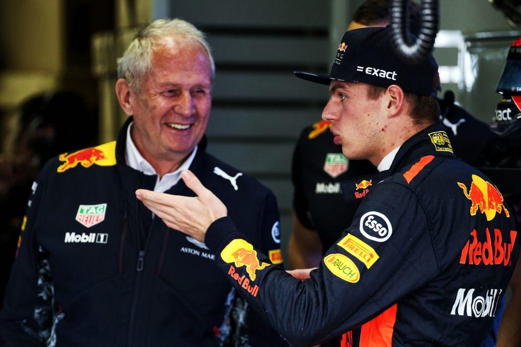 Хельмут Марко: Ферстаппен не даст Red Bull пригласить Сайнса? Это просто вздор!