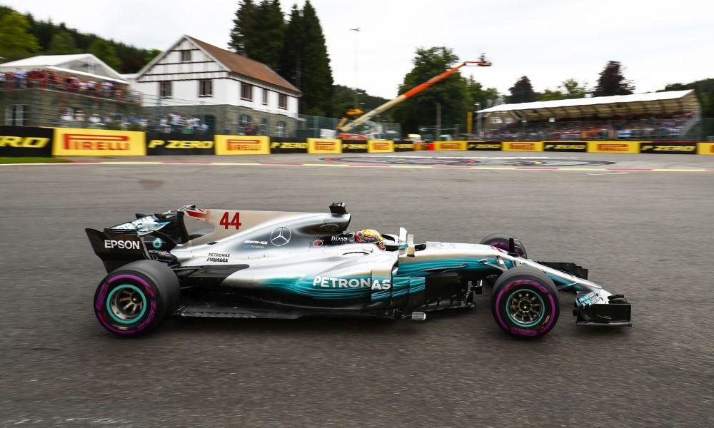 Pirelli представила выбор шин на гонки в Спа и Монце