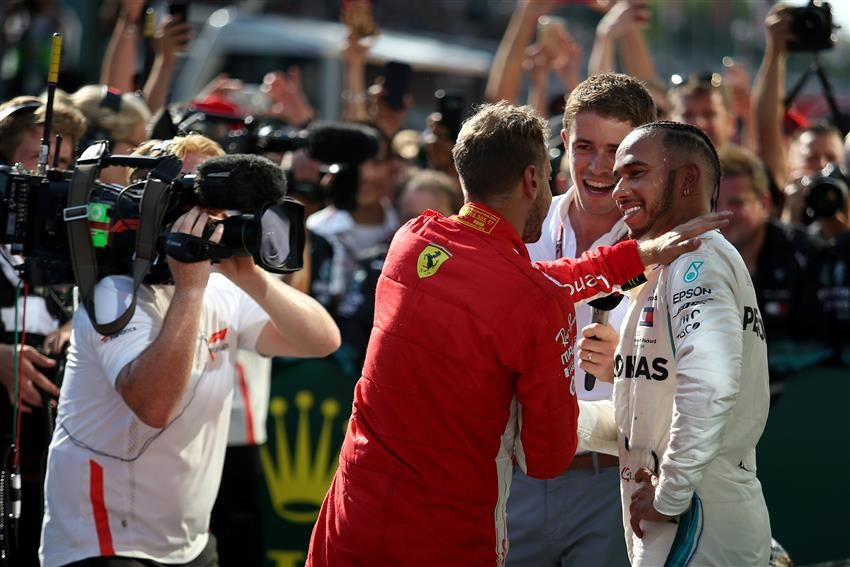 Льюис Хэмилтон: У Ferrari быстрейшая машина, но не все зависит от скорости