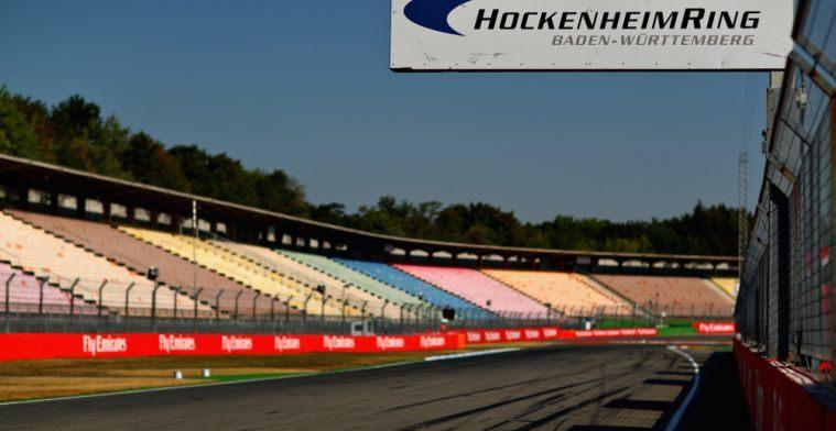 В Хоккенхайме намерены сохранить этап Формулы 1 на долгий срок