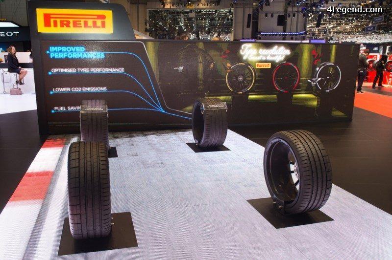Pirelli мечтает о появлении умных шин в Формуле 1