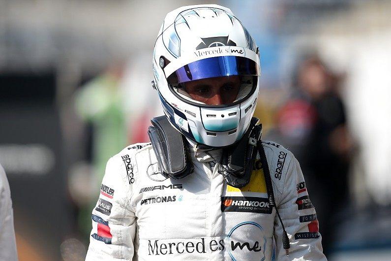 Даниэль Хункаделья завоевал поул к первой гонке этапа DTM на Брэндс-Хэтче