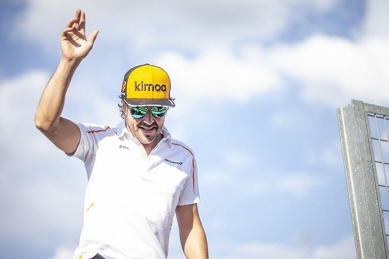 Первая реакция в паддоке на решение Фернандо Алонсо покинуть Ф1